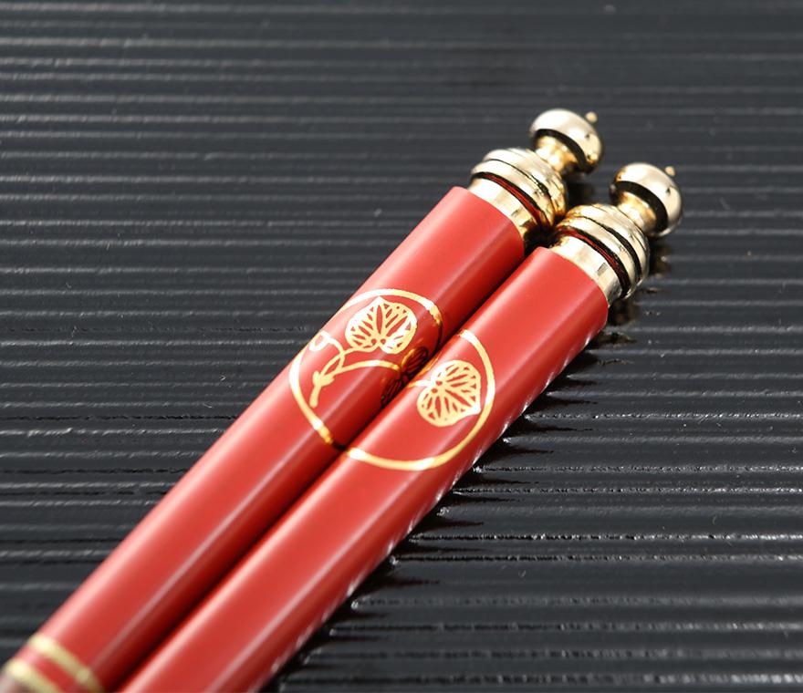 上賀茂神社ご神紋「二葉葵」