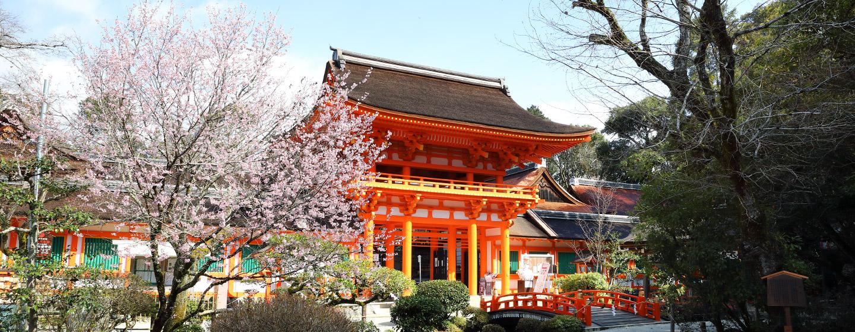 上賀茂神社での挙式