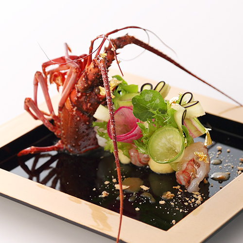 上賀茂神社婚礼料理 フレンチ
