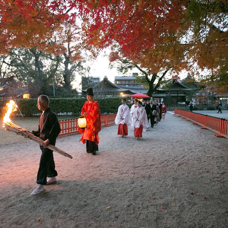 上賀茂神社-秋