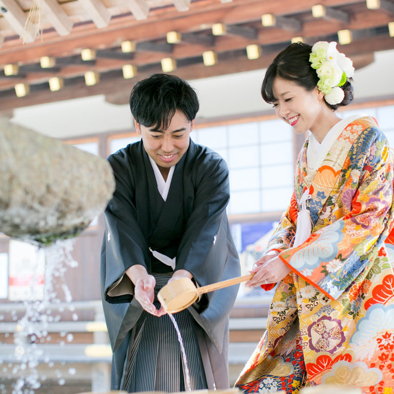 上賀茂神社 前撮り ロケーションフォト